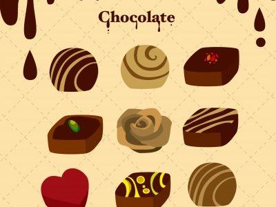スイーツデコ 簡単チョコレートとチョコソースの作り方