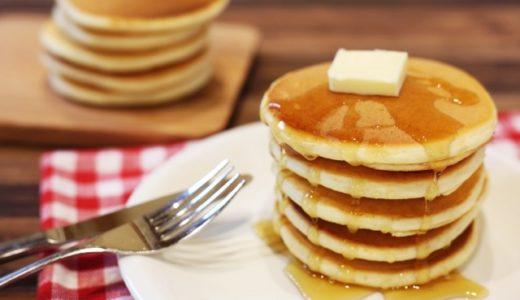 フェイクスイーツ パンケーキとメイプルシロップの作り方