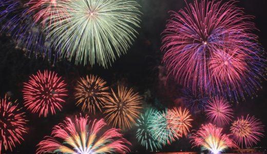 琵琶湖花火大会の開催日程やおすすめスポットは?