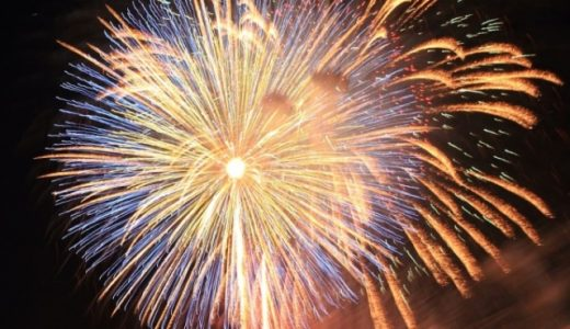 多摩川花火大会の開催日程や打ち上げ場所について