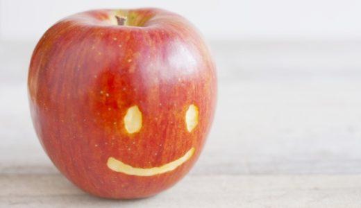 フェイクスイーツ りんごの作り方と100均の材料をご紹介