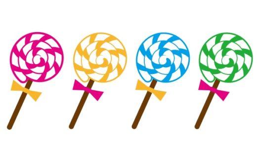 フェイクスイーツデコ キャンディーの作り方。材料は100均のみ!
