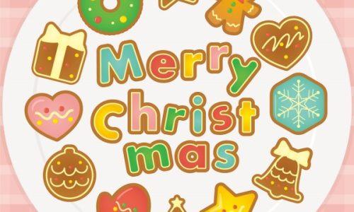 スイーツデコ クリスマスアイシングクッキー風の作り方は超簡単!