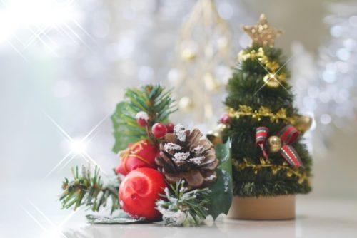 クリスマス 飾り付け いつから