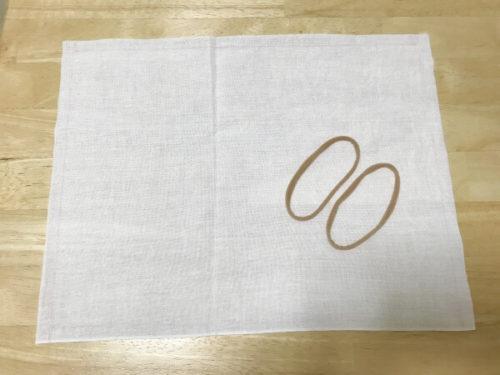 作り方 型紙 マスク きれい